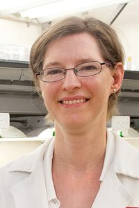 Head-and-shoulders photo of researcher