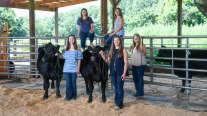 The Harward Sisters, business owners and two CALS grads