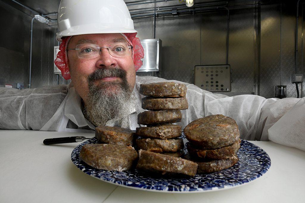 CALS Food Science's Dana Hanson
